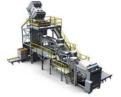Precision Material Handling System Moves Highly Fragile Food Product at a Rate of 12,000 Pounds Per Hour While Reducing Finished Product Reject Rate