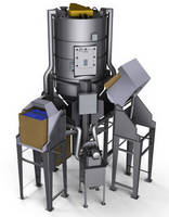 High-Volume Mixing System Blends 25,000 Pounds per Hour of Semi Free-flowing Materials to Produce Accurate, Homogeneous Blends