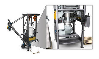 Protect People, Product, and Process Operations from Airborne Dust and Contaminants During Bulk Bag Discharging