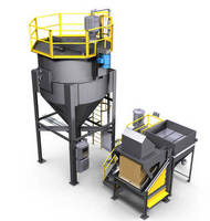 Automated Bulk Material Mixing System Produces Highly Homogeneous Blends; Virtually Eliminating Production Scrap