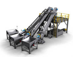 Automated Material Handling System Ensures Reliable, Repeatable Supply of Non Free-Flowing Material to Downstream Processes