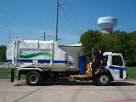 Garland, TX Begins Testing Fleet's First Hydraulic Hybrid Vehicle