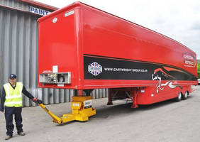 Pedestrian Tugs Enable Safer, More Efficient Movement of Trailers through Production Areas at The Cartwright Group