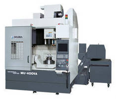 Five-Axis Machining Service is powered by Okamu VMC.