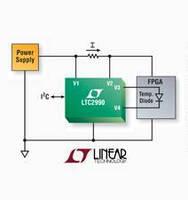 I2C Temperature/Voltage Monitor enhances system operation.