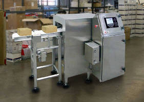 In-Line Case Weigher offers capacities up to 200 lb.