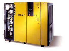 Rotary Screw Compressors come in modular form.