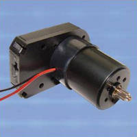 Modular Incremental Encoder uses capacitive technology.