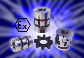 Explosionproof Couplings are ATEX 95 and ATEX 137 certified.