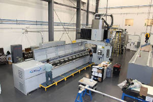 Bertsche Machining Center Boosts Hitco CFRP Floor Beam Production by 400%