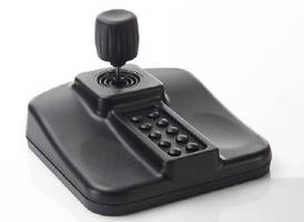 Three-Axis Joystick targets video surveillance applications.