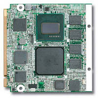 Embedded Computer Boards operate in -40 to +85°C temperatures.