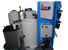 Wash Water Treatment System is suited for marine industry.