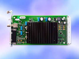 Motion Control Driver Card suits sub-nanometer resolution stages.