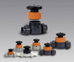 GF Piping Systems' Diaphragm Valve Series Selected as Nominee in Flow Control's 2010 Innovation Award Competition