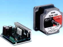 Motor-Driver Packages are available with size 34 motor.
