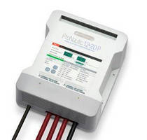 Digital Battery Chargers perform in harsh marine environments.