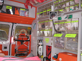 Inventory Tracking Software manages emergency service supplies.