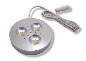 LED Puck Lights offer dimming without flicker.