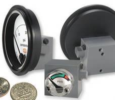 Filter Monitors feature PVC construction.