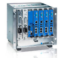 MicroTCA System supports up to 4 AdvancedMC(TM) modules.