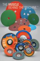 Norton Abrasives Introduces New Norton/Merit Flap Discs and Fiber Discs for Metal Fabricating