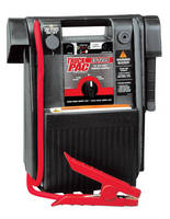 Vehicle Jump Starter targets 12 and 24 V systems.