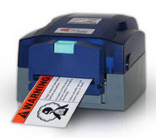Thermal Transfer Printer accommodates smaller facilities.