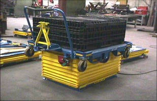SailRail Automated Systems Offers a Wide Range of Ergonomically Integrated Carts