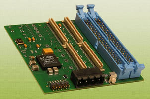 PMC Carrier Card supports stand-alone FPGA modules.