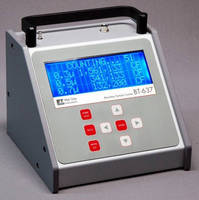 Portable 6-Channel Particle Counter has bench-top form factor.