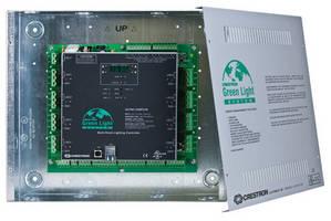Lighting Controllers offer daylight harvesting, occupancy sensing.