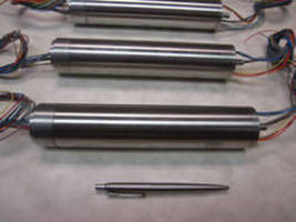 Brushless Motors/Alternators suit down hole drilling applications.
