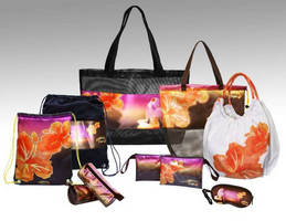 Sublimation Printed Custom Bags Sets