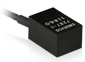 Piezoresistive Accelerometer utilizes MEMS sensing element.