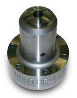 Collet Chuck suits high-speed applications.