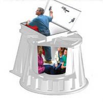 Rotational Molding Company Granger Plastics Issues Tornado Shelter Patent