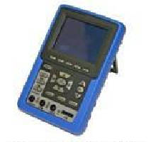 Digital Oscilloscope/DMM operates in harsh environments.