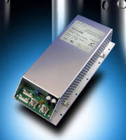 AC-DC Power Supplies provide 500 W without fan cooling.