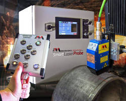 Laser Seam Tracking Probe suits automatic welding machines.