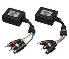 Extender Kit extends A/V signals up to 700 ft.