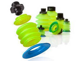 Suction Cup can be tailored to gripping, lifting, and height requirements.