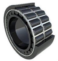 Cylindrical Roller Bearings feature sheet steel cage.