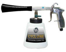 Pneumatic Cleaning Gun utilizes vortex technology.