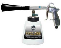 Pneumatic Cleaning Gun utilizes vortex technology.