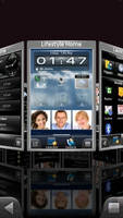 Mobile Phone Software provides customizable 3D user interface.