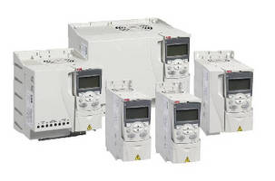 AC Drive supports variety of machinery applications.
