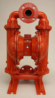 Air-Operated Double-Diaphragm Pumps handle rugged mining conditions.