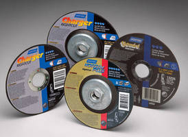 Norton Abrasives Introduces Ultra-Thin RightCut Line for Metal Fabricating