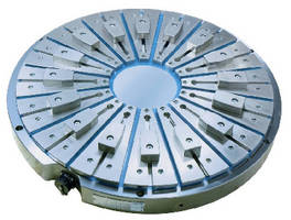 Magnetic Workholding Chucks feature radial pole pitch.